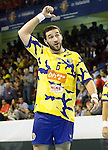 Bosnia Herzegovina's Senjamin Buric during 2018 Men's European Championship Qualification 2 match. November 2,2016. (ALTERPHOTOS/Acero)