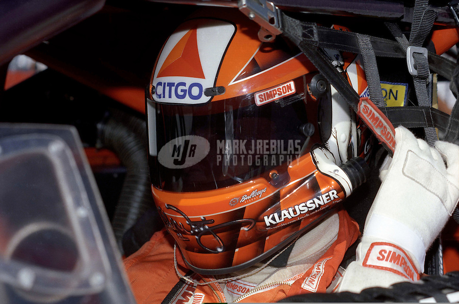 Nov. 2, 1997; Avondale, AZ, USA; NASCAR Winston Cup Series driver Michael Waltrip during the Dura Lube 500 at Phoenix International Raceway. Mandatory Credit: Mark J. Rebilas-