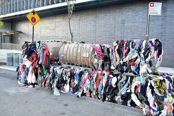 Uniform Heron Preston for DSNY<br /> <br /> New York - Ver&atilde;o 2017<br /> <br /> Setembro 2016<br /> <br /> foto: FOTOSITE