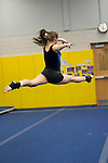 Chapin '13 - 517 - Gymnastics Practice - 1-24-13