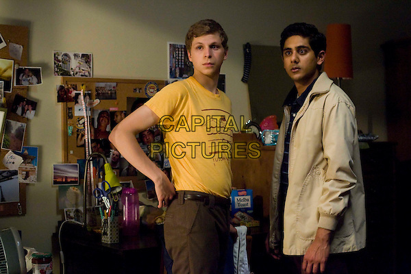 Youth in Revolt (2009)  <br /> Michael Cera, Adhir Kalyan<br /> *Filmstill - Editorial Use Only*<br /> CAP/KFS<br /> Image supplied by Capital Pictures