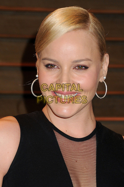02 March 2014 - West Hollywood, California - Abbie Cornish. 2014 Vanity Fair Oscar Party following the 86th Academy Awards held at Sunset Plaza.  <br /> CAP/ADM/BP<br /> &copy;Byron Purvis/AdMedia/Capital Pictures
