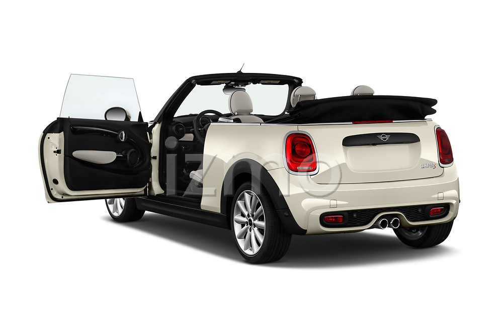 Car images close up view of a 2019 Mini Cooper Cooper S Chili 2 Door Convertible doors