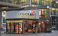Legoland Discovery Centre, Potsdamer Platz, Berlin, Germany. Picture by Manuel Cohen