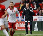Nigel Adkins manager of Sheffield Utd - English League One - Sheffield Utd vs Coventry City - Bramall Lane Stadium - Sheffield - England - 13th December 2015 - Pic Simon Bellis/Sportimage-