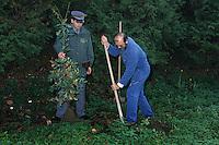 Rimboschimento. Reforestation...