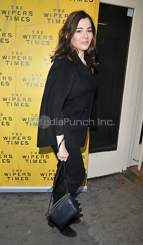 Nigella Lawson at the &quot;The Wipers Times&quot; press night, The Arts Theatre, Great Newport Street, London, England, UK, on Monday 27 March 2017.<br /> CAP/CAN<br /> &copy;CAN/Capital Pictures /MediaPunch ***NORTH AND SOUTH AMERICAS ONLY***