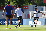 Atletico de Madrid's Stefan Savic during training session. May 30,2020.(ALTERPHOTOS/Atletico de Madrid/Pool)