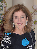 United States Ambassador to Japan Caroline Kennedy arrives for the State dinner in honor of Japanese Prime Minister Shinzo Abe and Akie Abe April 28, 2015 at the Booksellers area of the White House in Washington, DC. <br /> Credit: Olivier Douliery / Pool via CNP