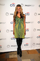 """Laverne Cox<br /> at the 31st PALEYFEST Presents: """"Orange Is The New Black,"""" Dolby Theater, Hollywood, CA 03-14-14<br /> David Edwards/DailyCeleb.com 818-249-4998"""