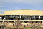 Israel, The Culture Palace (Heichal Hatarbut) concert hall in Tel Aviv