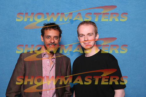 London Film and Comic Con 2008, Alexander Siddig