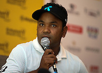Siddikur Rahman (BANG) reflect on the success at the inaugural Eurasia Cup during the preview media interviews ahead of the 2014 Maybank Malaysian Open at the Kuala Lumpur Golf & Country Club, Kuala Lumpur, Malaysia. Picture:  David Lloyd / www.golffile.ie