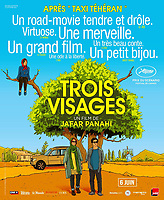 3 Faces (2018) <br /> Trois Visages (2018)<br /> French poster<br /> *Filmstill - Editorial Use Only* see Special Instructions.<br /> CAP/PLF<br /> Image supplied by Capital Pictures