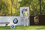 Rory McIlroy teeing off from the 3rd.during round three of the BMW PGA championship 2010 at Wentworth golf club, Surrey England..Picture Fran Caffrey/Newsfile.ie