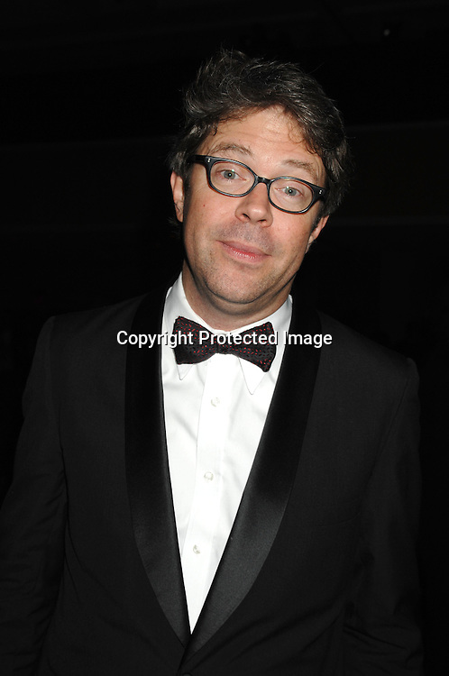 Jonathan Franzen..at The National Book Awards Gala on November 15, 2006 ..at The Marriott Marquis Hotel in New York City...Photo by Robin Platzer, Twin Images