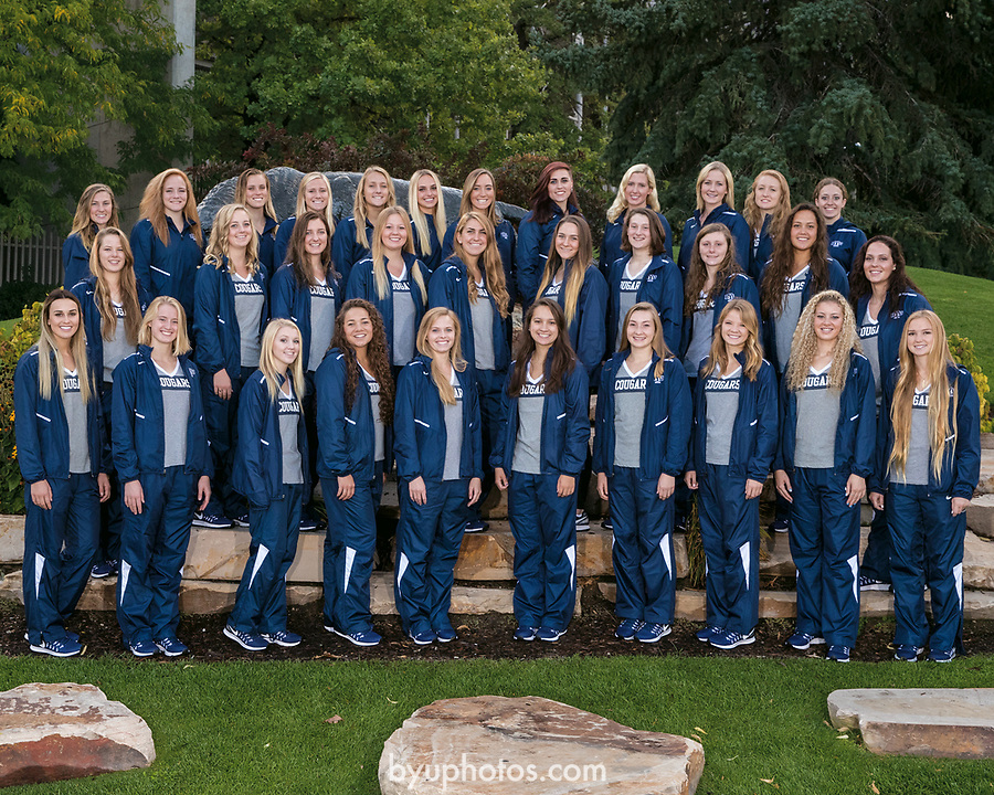 16-17SWM Team 022<br /> <br /> 16-17SWM Group<br /> <br /> 2016-2017 BYU Men's and Women's Swimming and Diving Team photos.<br /> <br /> September 14, 2016<br /> <br /> Photo by Jaren Wilkey/BYU<br /> <br /> &copy; BYU PHOTO 2016<br /> All Rights Reserved<br /> photo@byu.edu  (801)422-7322