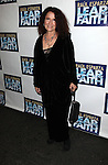 Melissa Manchester.attending the Broadway Opening Night Performance of 'LEAP OF FAITH' on 4/26/2012 at the St. James Theatre in New York City. © Walter McBride/WM Photography .