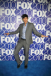 Harry Sham Jr stars in GLEE as he attends the FOX 2010 Programming Presentation (Upfronts) Post-Party on May 18, 2010 at Wollman Rink in Central Park, New York City, New York.  (Photo by Sue Coflin/Max Photos)