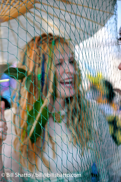 Mermaid Parade, Coney Island, Brooklyn, New York, June 21, 2008.