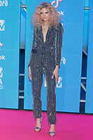 BILBAO, SPAIN-November 04: Becca Dudley attend the EMA 2018 at BEC (Bilbao Exhibition Center) in Bilbao, Spain on the 4 of November of 2018. November04, 2018.  ***NO SPAIN*** <br /> CAP/MPI/RJO<br /> &copy;RJO/MPI/Capital Pictures