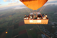 20170120 20 January Hot Air Balloon Cairns
