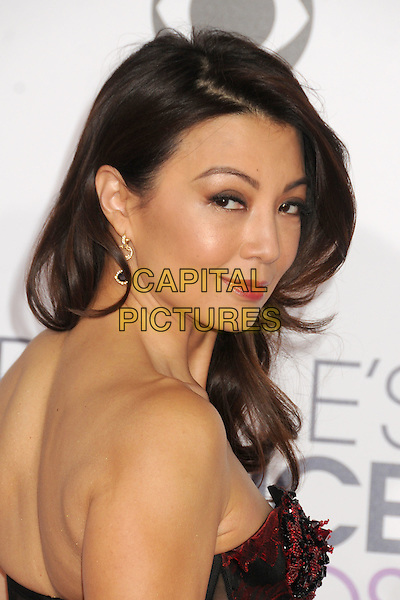 6 January 2016 - Los Angeles, California - Ming-Na Wen. People's Choice Awards 2016 - Arrivals held at The Microsoft Theater. <br /> CAP/ADM/BP<br /> &copy;BP/ADM/Capital Pictures