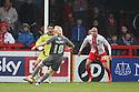 Ben Pringle of Rotherham scores their first goal<br />  - Stevenage v Rotherham United - Sky Bet League 1 - Lamex Stadium, Stevenage - 16th November, 2013<br />  © Kevin Coleman 2013