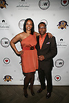 Rochelle Hill and Faust Attend DJ Jon Quick's 5th Annual Beauty and the Beat: Heroines of Excellence Awards Honoring AMBRE ANDERSON, DR. MEENA SINGH,<br />