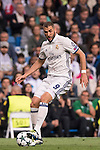 Karim Benzema of Real Madrid in action during their 2016-17 UEFA Champions League match between Real Madrid vs Sporting Portugal at the Santiago Bernabeu Stadium on 14 September 2016 in Madrid, Spain. Photo by Diego Gonzalez Souto / Power Sport Images