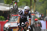 Simon Geschke (GER) Team Sunweb in action during Stage 1, a 14km individual time trial around Dusseldorf, of the 104th edition of the Tour de France 2017, Dusseldorf, Germany. 1st July 2017.<br /> Picture: Eoin Clarke | Cyclefile<br /> <br /> <br /> All photos usage must carry mandatory copyright credit (&copy; Cyclefile | Eoin Clarke)