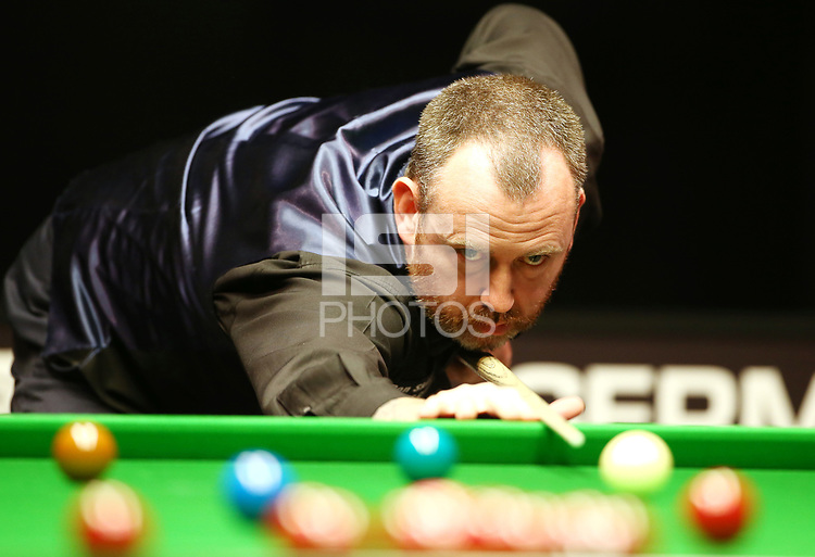 Mark Williams Portrait <br /> Finale / Sport / Snooker Billard / Berlin German Masters / 04.02.2018 *** Local Caption *** &copy; pixathlon
