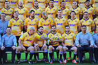 140627 Super Rugby - Hurricanes Team Photo