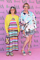 Grayson Perry and wife<br /> arriving for the V&A Summer Party 2018, London<br /> <br /> ©Ash Knotek  D3410  20/06/2018