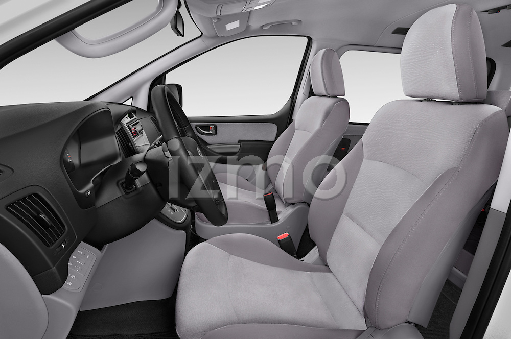 Front seat view of a 2015 Hyundai H-1 People Executive 5 Door Passenger Van Front Seat car photos