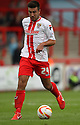 Michael Doughty of Stevenage (on loan from QPR)<br />  - Stevenage v Leyton Orient - Sky Bet League 1 - Lamex Stadium, Stevenage - 17th August, 2013<br />  © Kevin Coleman 2013