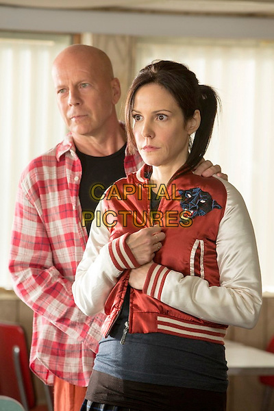 Bruce Willis, Mary-Louise Parker<br /> in Red 2 (2013) <br /> *Filmstill - Editorial Use Only*<br /> CAP/NFS<br /> Image supplied by Capital Pictures