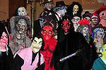 Carnaval de Sitges 2013.<br /> L' Arrivo.