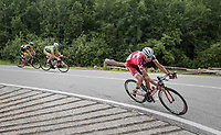 Jos&eacute; Gon&ccedil;alves (POR/Katusha-Alpecin)<br /> <br /> Ster ZLM Tour (2.1)<br /> Stage 4: Hotel Verviers &gt; La Gileppe (Jalhay)(190km)