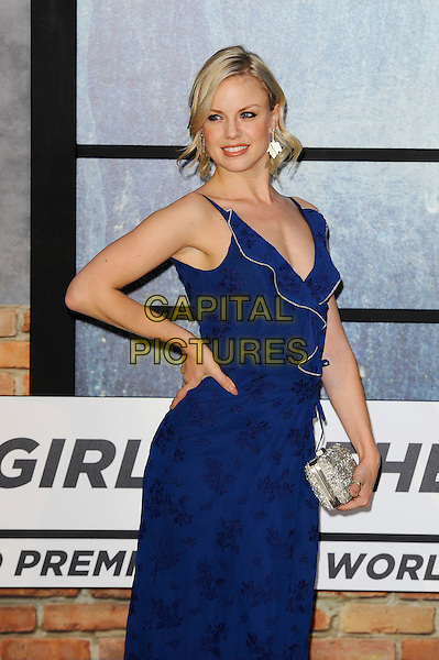 LONDON, ENGLAND - SEPTEMBER 20: Joanne Clifton attending 'The Girl On The Train' World Premiere at Odeon Cinema, Leicester Square on September 20, 2016 in London, England.<br /> CAP/MAR<br /> &copy;MAR/Capital Pictures