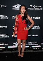 NEW YORK, NY - JUNE 12: VALEISHA BUTTERFIELD-JONES pictured at the GO N'SYDE 40/40 Bottle  Launch Party at the 40/40 club in New York City ,June 12, 2014 © HP/Starlitepics.