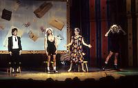 Montreal (Qc) Canada  file Photo -  July 1993 - Juste Pour Rire (comedy) Festival -,Les Bizarroides