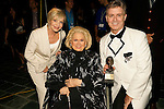 LOS ANGELES - JUN 8: Florence Henderson, Barbara Cook, Harlan Boll at The Actors Fund's 18th Annual Tony Awards Viewing Party at the Taglyan Cultural Complex on June 8, 2014 in Los Angeles, California