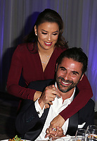 LOS ANGELES, CA - NOVEMBER 8: Eva Longoria and Jose Baston at the Eva Longoria Foundation Dinner Gala honoring Zoe Saldaña and Gina Rodriguez at The Four Seasons Beverly Hills in Los Angeles, California on November 8, 2018. Credit: Faye Sadou/MediaPunch