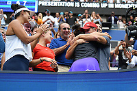 Serena Williams (USA) vs Bianca Andreescu<br /> Flushing Meadows 07/09/2019 US Open<br /> Tennis Grande Slam 2018 <br /> Photo Antoine Couvercelle /Panoramic / Insidefoto <br /> ITALY ONLY