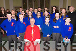 The 6th class pupils of Lisselton NS who were Confirmed by Bishop Ray Browne at St. Theresa's Church, Ballydonoghue . Front Row- Jack Brennan, Ryan O'Neill, Bishop Ray Brown, Emilia Carthy, Rebecca O'Sullivan, Oisin Ryall<br /> Middle Row - Mrs Crickard, Megan Gill, Shauna Mulvihill, Abi Lynch, Ava Carr, Caoimhe Barry, Fr. Lawlor<br /> Back Row - Diarmuid O'Mahony, Jack Kennelly, Brendain O'Neill, John Kennelly, James Donegan, Jade O'Connor,<br /> Roisin Kissane