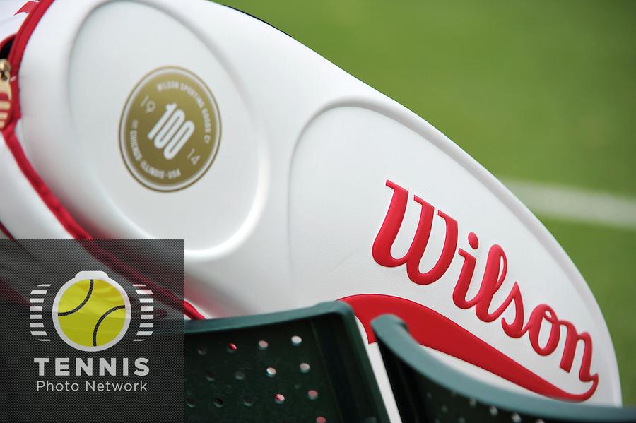 Wimbledon, 23/6/2014<br /> <br /> AMBIENCE<br /> <br /> Photo © Ray Giubilo