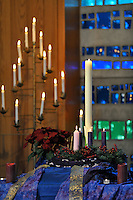 Louisville Presbyterian Theological Seminary's annual Lessons & Carols service