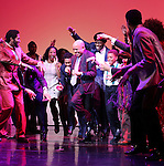 'Motown The Musical'  final Broadway Performance