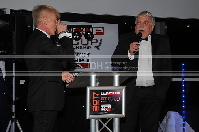 David Scott - F3 Cup Awards And Dinner Brands Hatch 2018